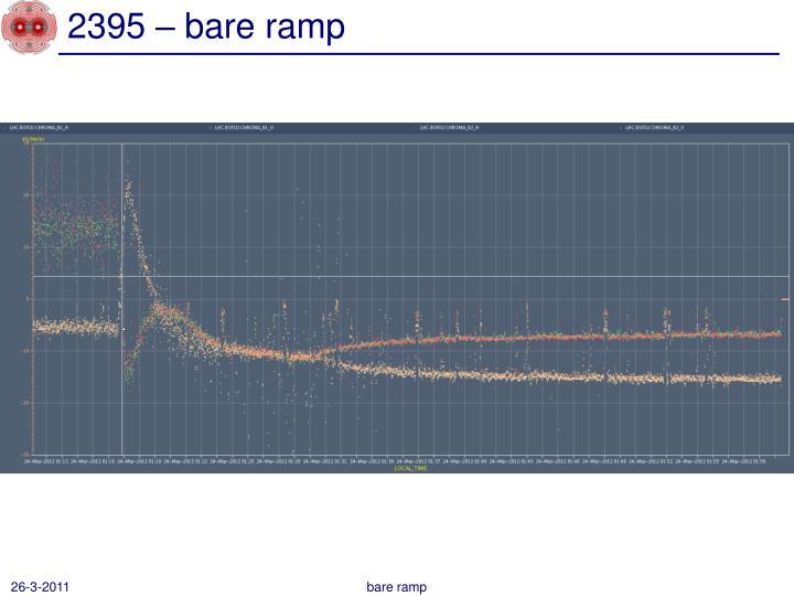 2395 bare ramp
