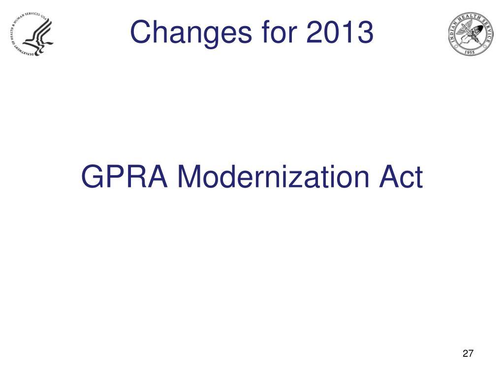 PPT - GPRA PowerPoint Presentation - ID:3458793