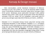 konsep design inovasi
