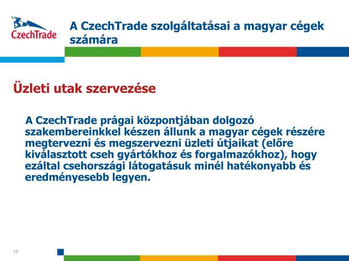 A CzechTrade s