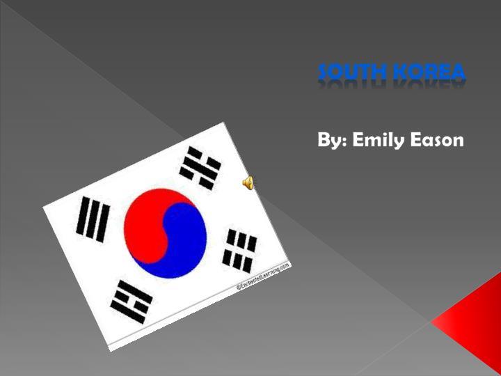 south korea n.