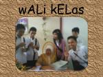wali kelas
