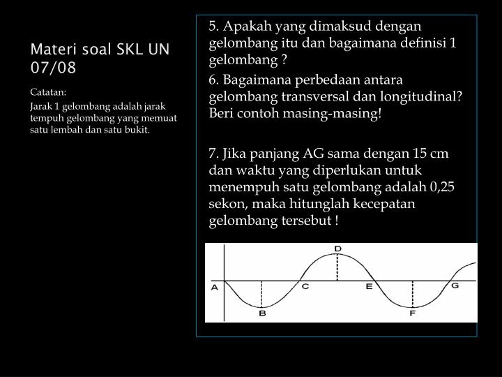 Ppt Gelombang Dan Bunyi Powerpoint Presentation Id 3462263