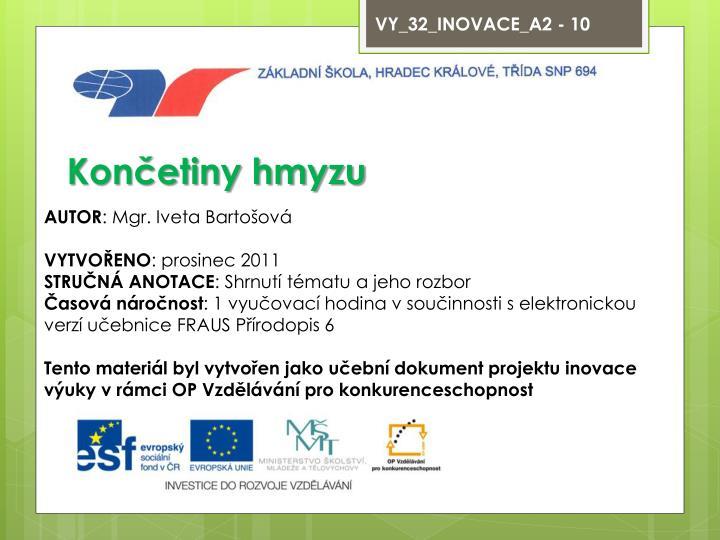 VY_32_INOVACE_A2 - 10