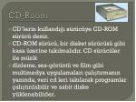 cd room