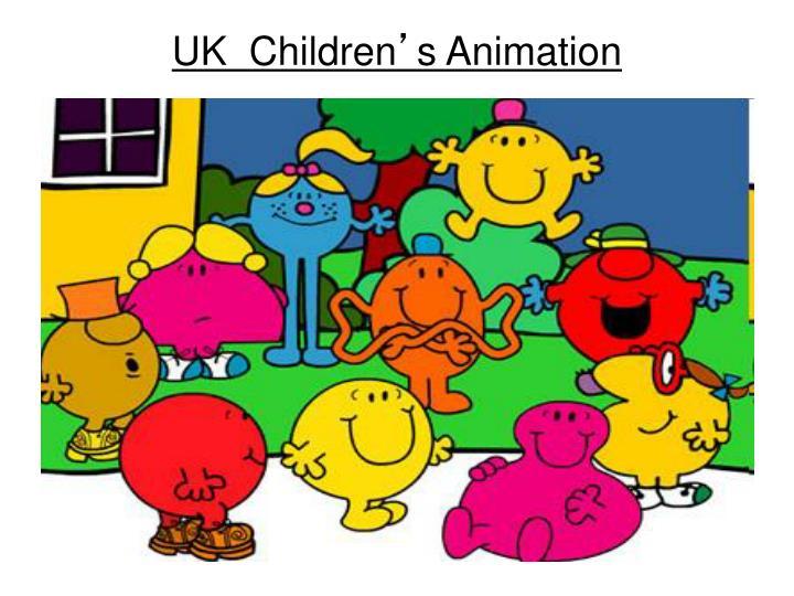 UK  Children