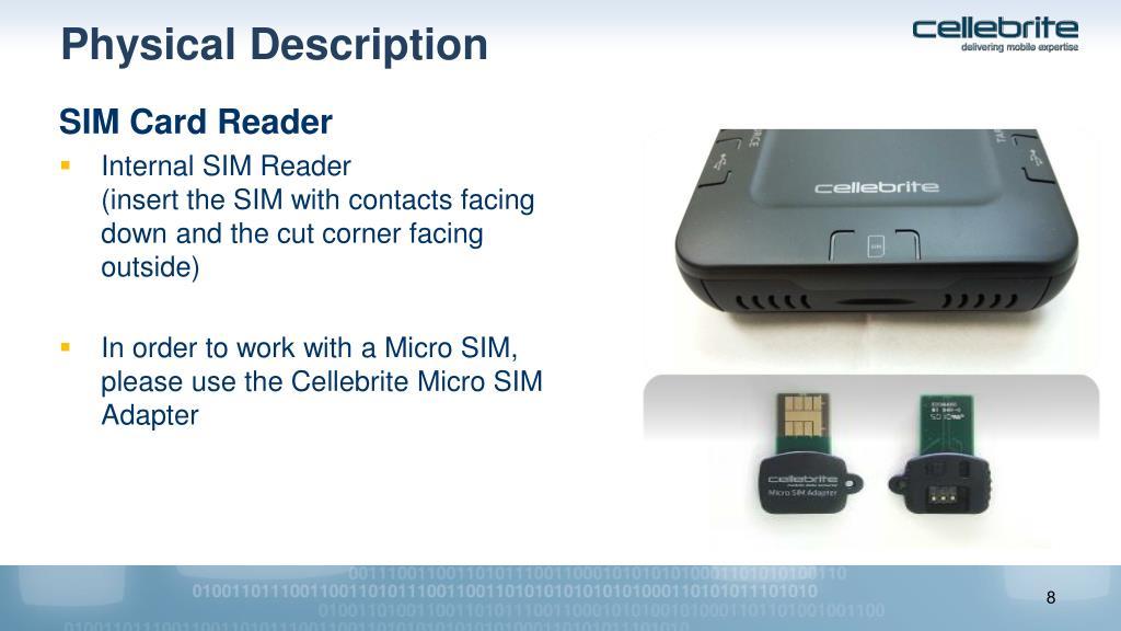 PPT - Cellebrite DeskTop Training PowerPoint Presentation - ID:3463969