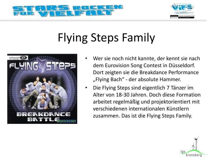 Flying Steps Family