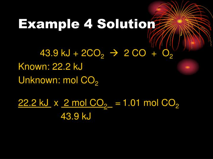 Example 4 Solution