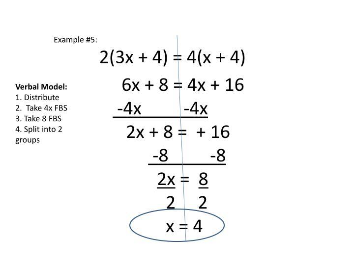 Example #5: