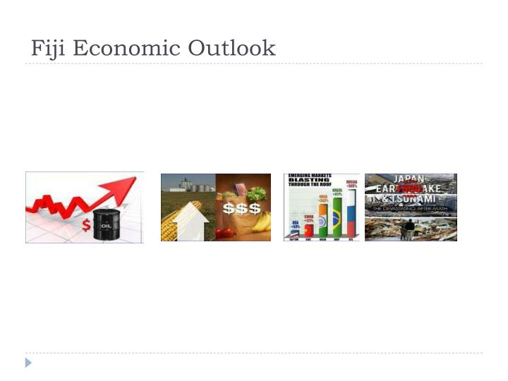 Fiji Economic Outlook