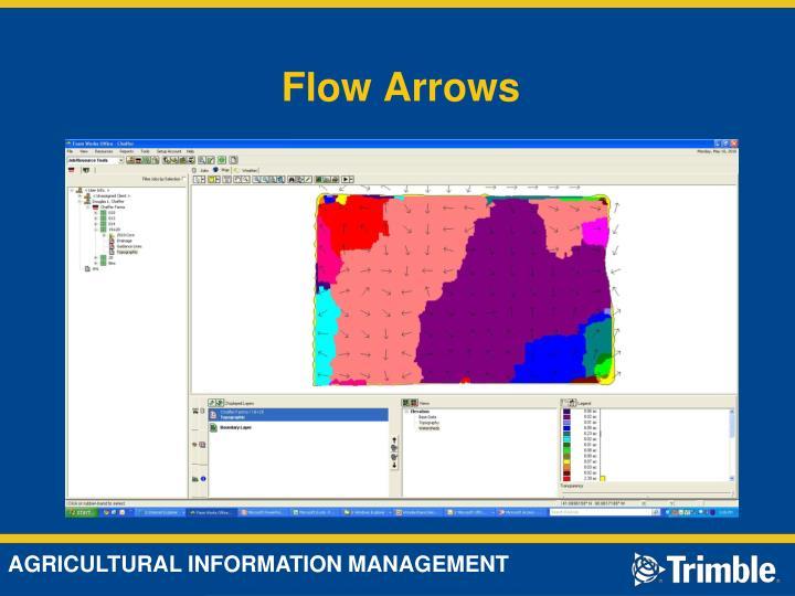 Flow Arrows