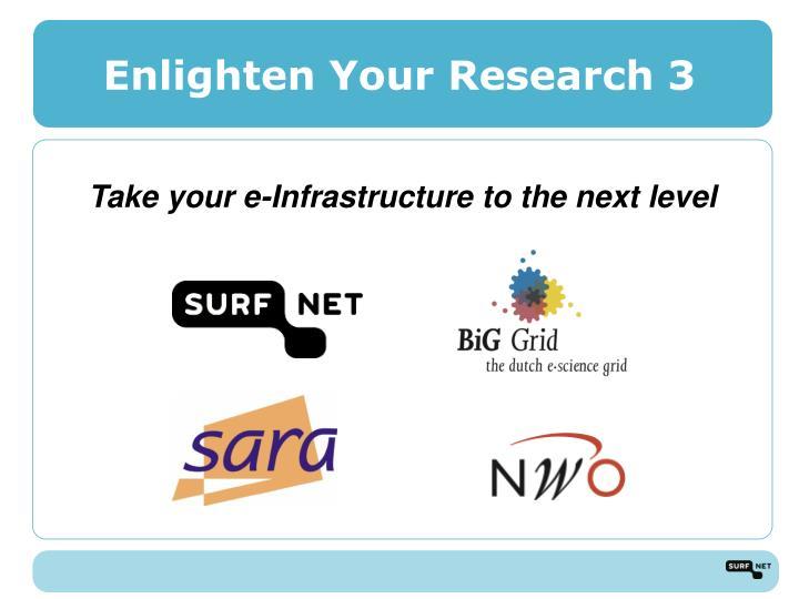 Enlighten Your Research 3
