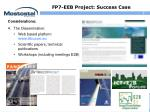 fp7 eeb project success case3