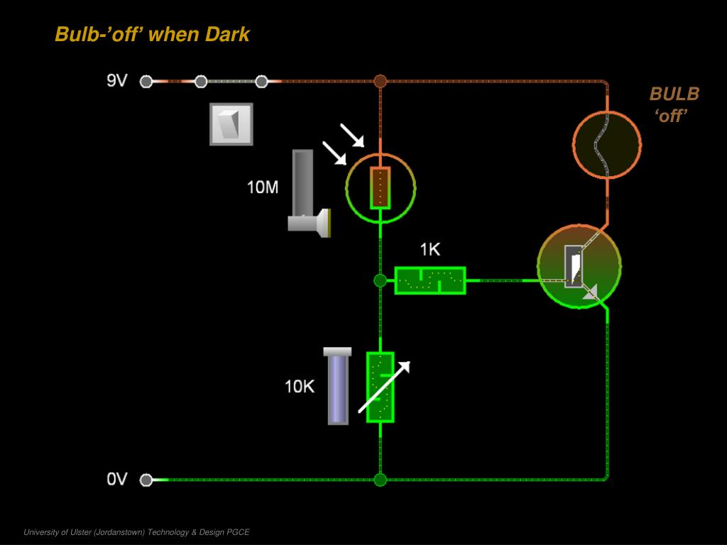 Circuit The Relay Switch 4 7k 9v As Aug Ldr Circuits Ldr A To Light