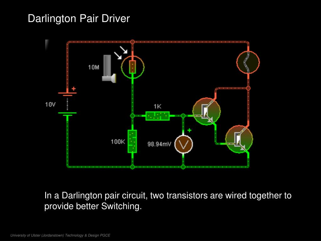 PPT - Electronics / Modelling in Livewire & PCB Wizard PowerPoint