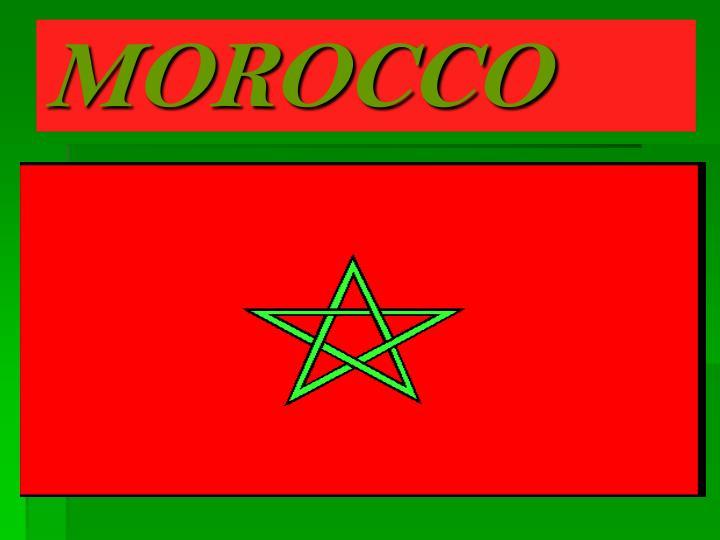 morocco n.