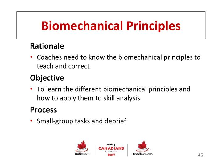 Biomechanical Principles