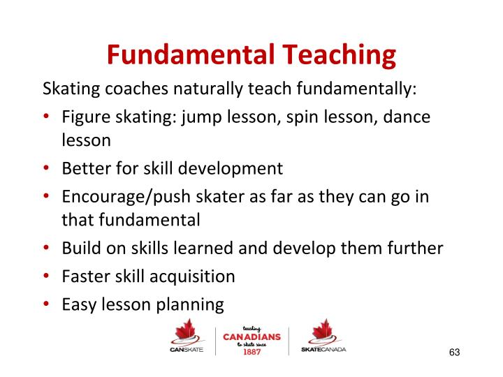 Fundamental Teaching