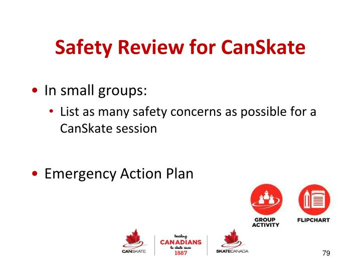 Safety Review for CanSkate