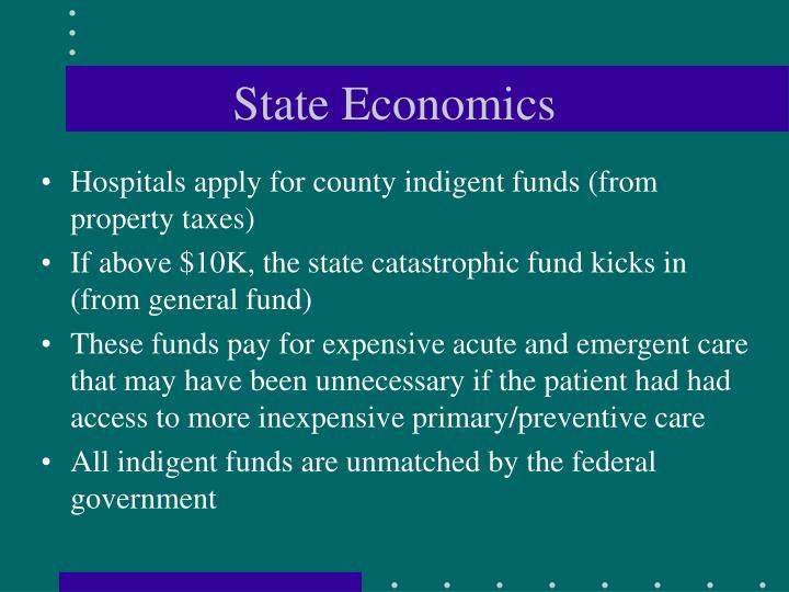 State Economics