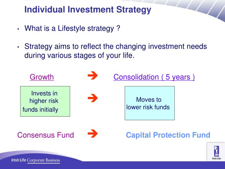 Individual Investment Strategy