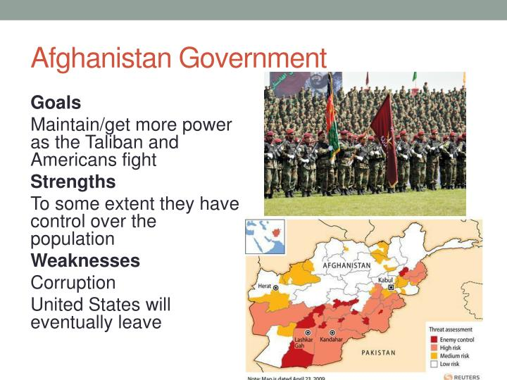 Afghanistan Government