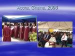accra ghana 2006