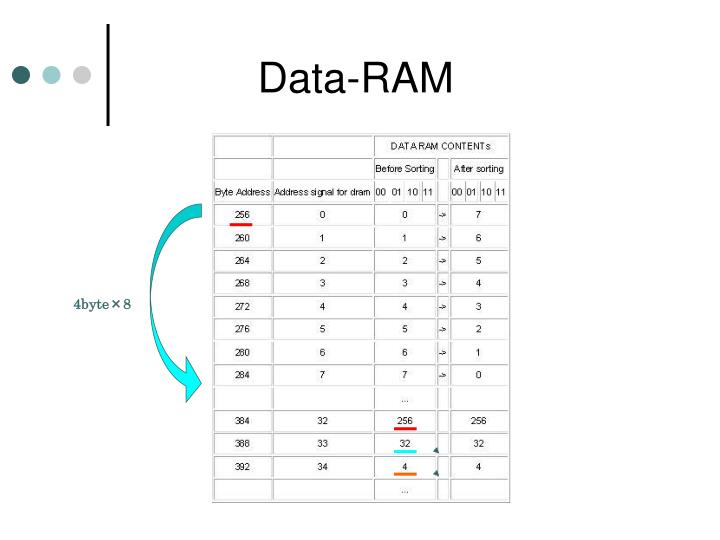 Data-RAM