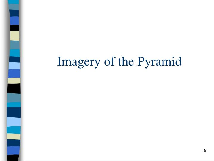 Imagery of the Pyramid