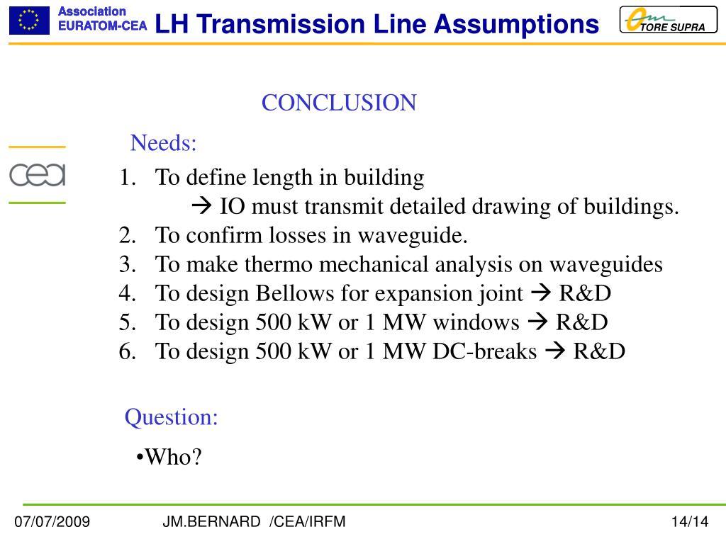 PPT - Assumption On Transmission Line PowerPoint Presentation - ID