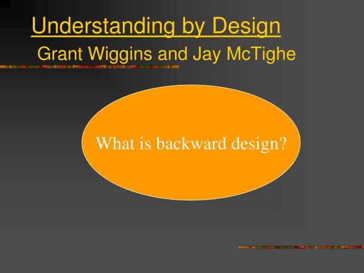 understanding by design grant wiggins and jay mctighe n.