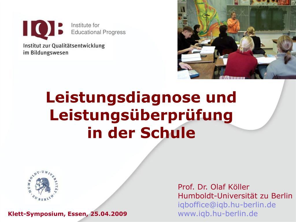 Www.Iqb.Hu-Berlin.De