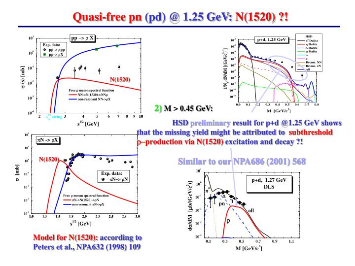 Quasi-free pn