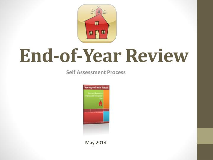 end of year review n.