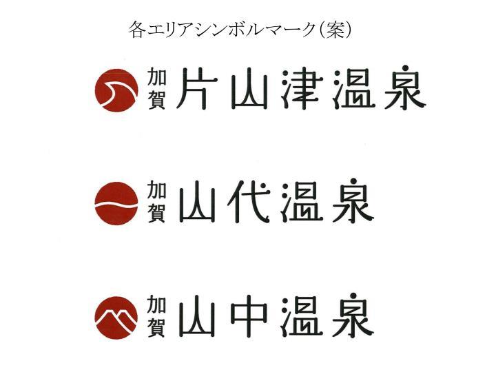 各エリアシンボルマーク(案)