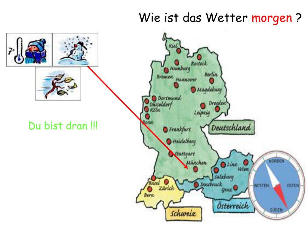 Wie Wird Das Wetter Morgen In Deutschland