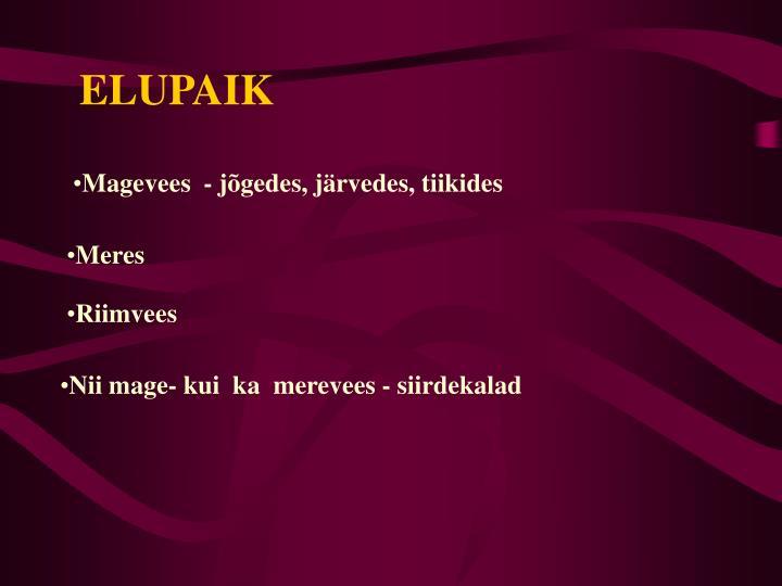 ELUPAIK