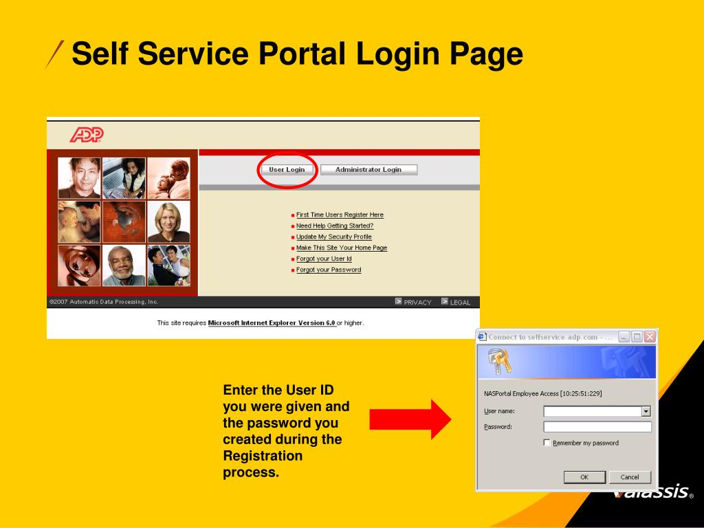 PPT - Welcome to Employee Self-Service PowerPoint Presentation - ID