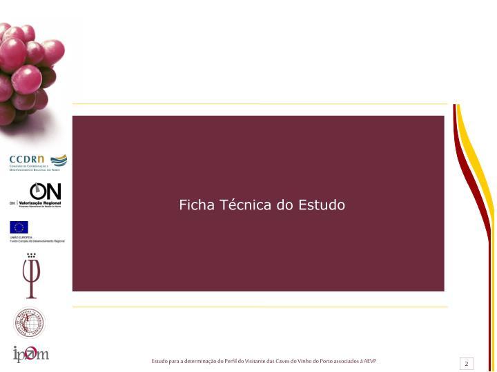 Ficha Técnica do Estudo