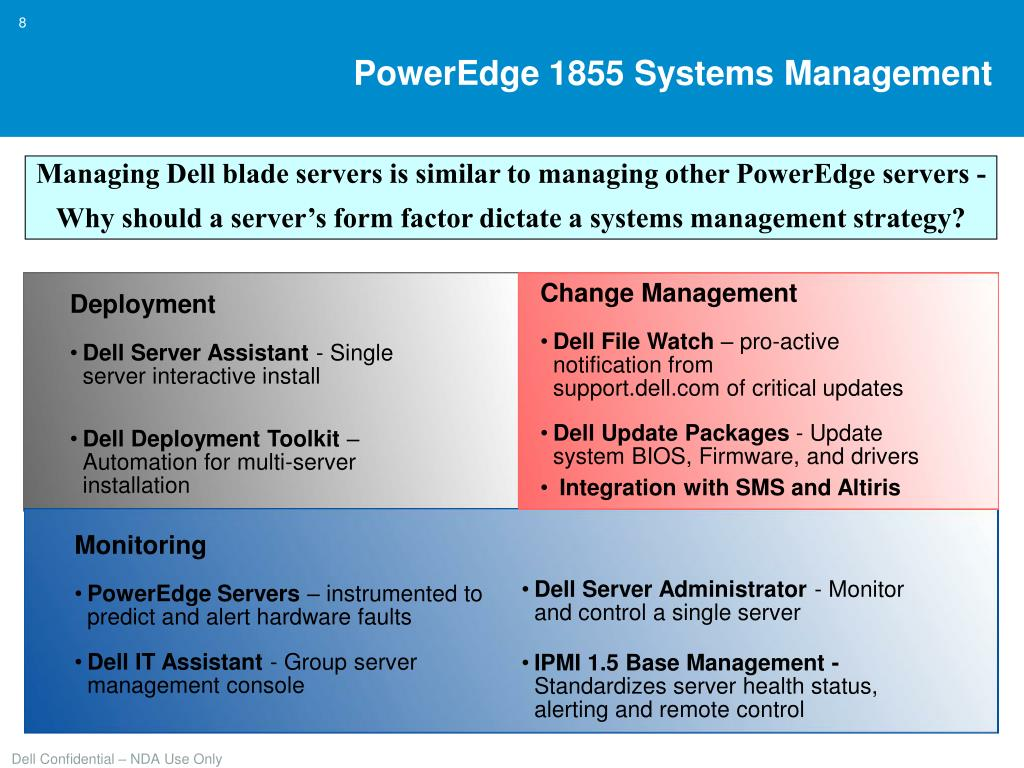 PPT - Dell PowerEdge Blade Server PDVSA Jun-05 PowerPoint