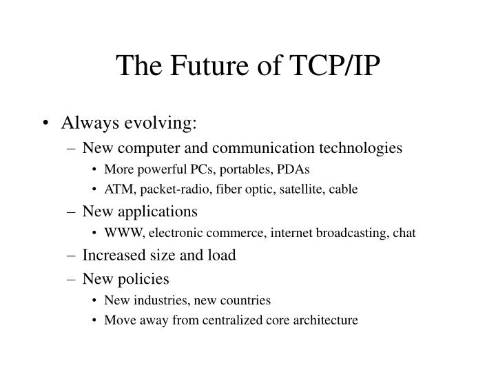 ipv6 the future internet protocol for Today is the day ipv6 finally goes live for as long as there has been an internet ipv4 has been synonymous with ip and nobody really stopped to think about which version of the protocol it was but ipv4 has outlived its usefulness researchers saw the writing on the wall, and could predict based on.