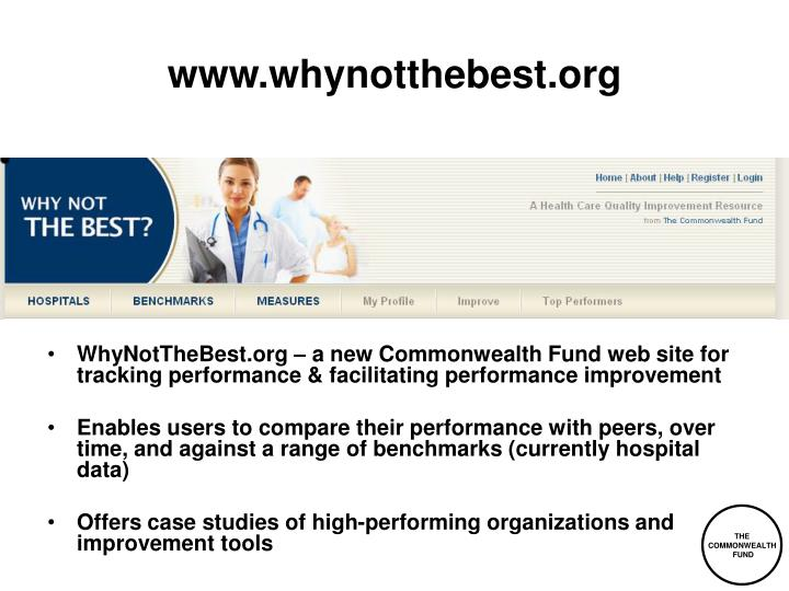 www.whynotthebest.org