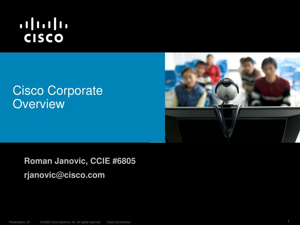 Ppt Cisco Corporate Overview Powerpoint Presentation Jpg 1024x768 Template