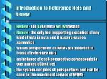 introduction to reference nets and renew