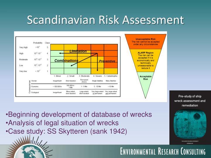 Scandinavian Risk Assessment