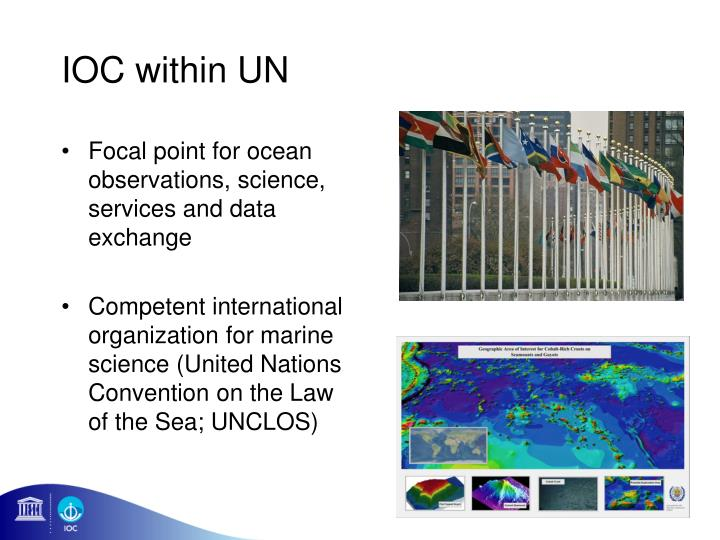 IOC within UN