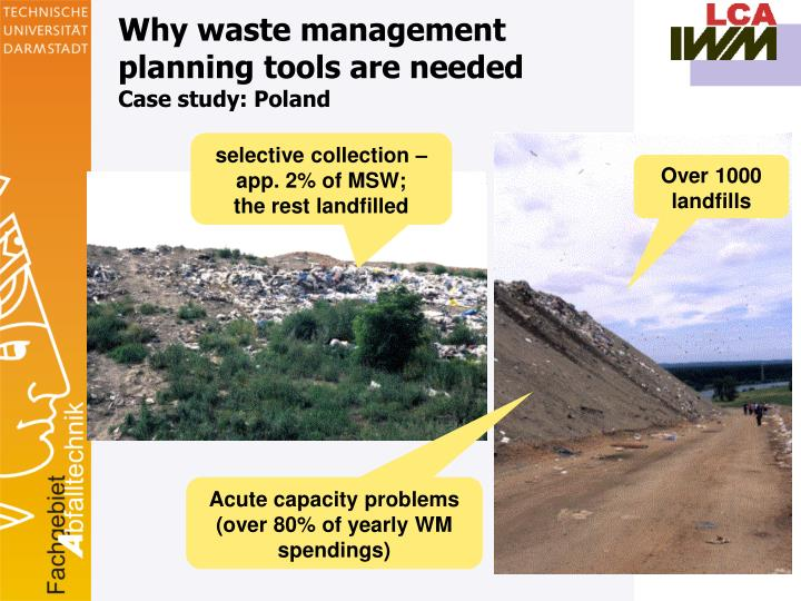 Why waste management