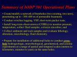 summary of iodp 301 operational plans