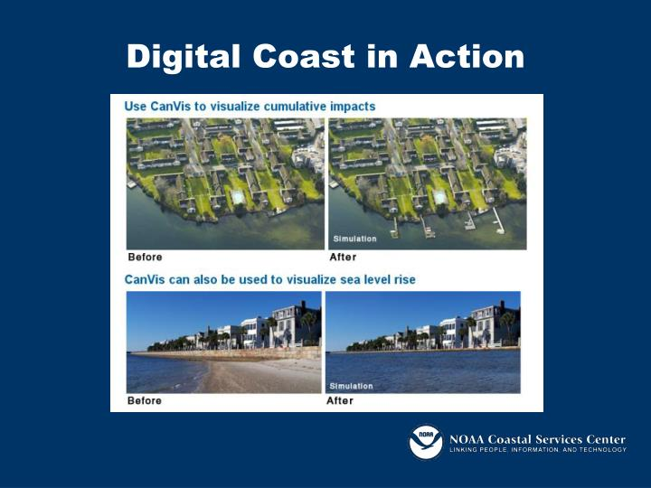 Digital Coast in Action